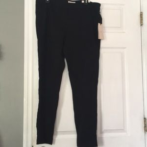 Lila Rose Black Stretch Pants